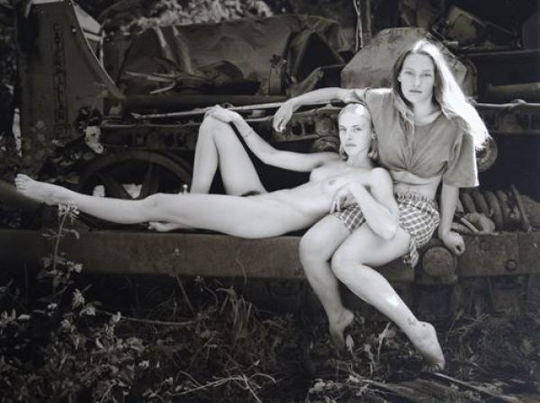 Jock Sturges Nude   Hand signed, and hand numbered photograph Edition of only 20 [...]
