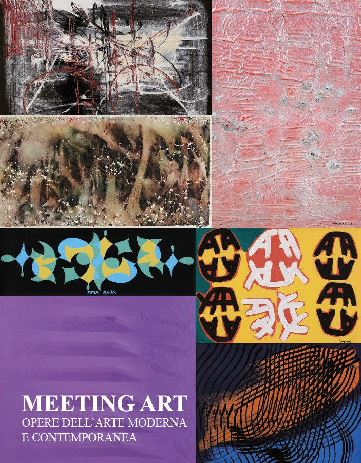 Vente Art Moderne et Contemporain chez Meeting Art S.P.A : 110 lots