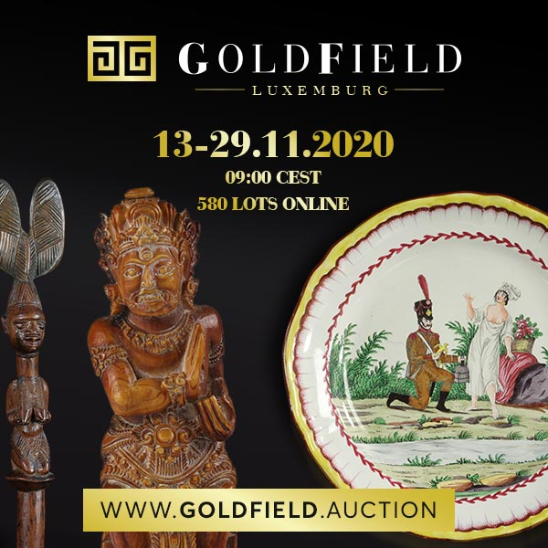 Vente Successions et Collections Privées chez Goldfield : 580 lots