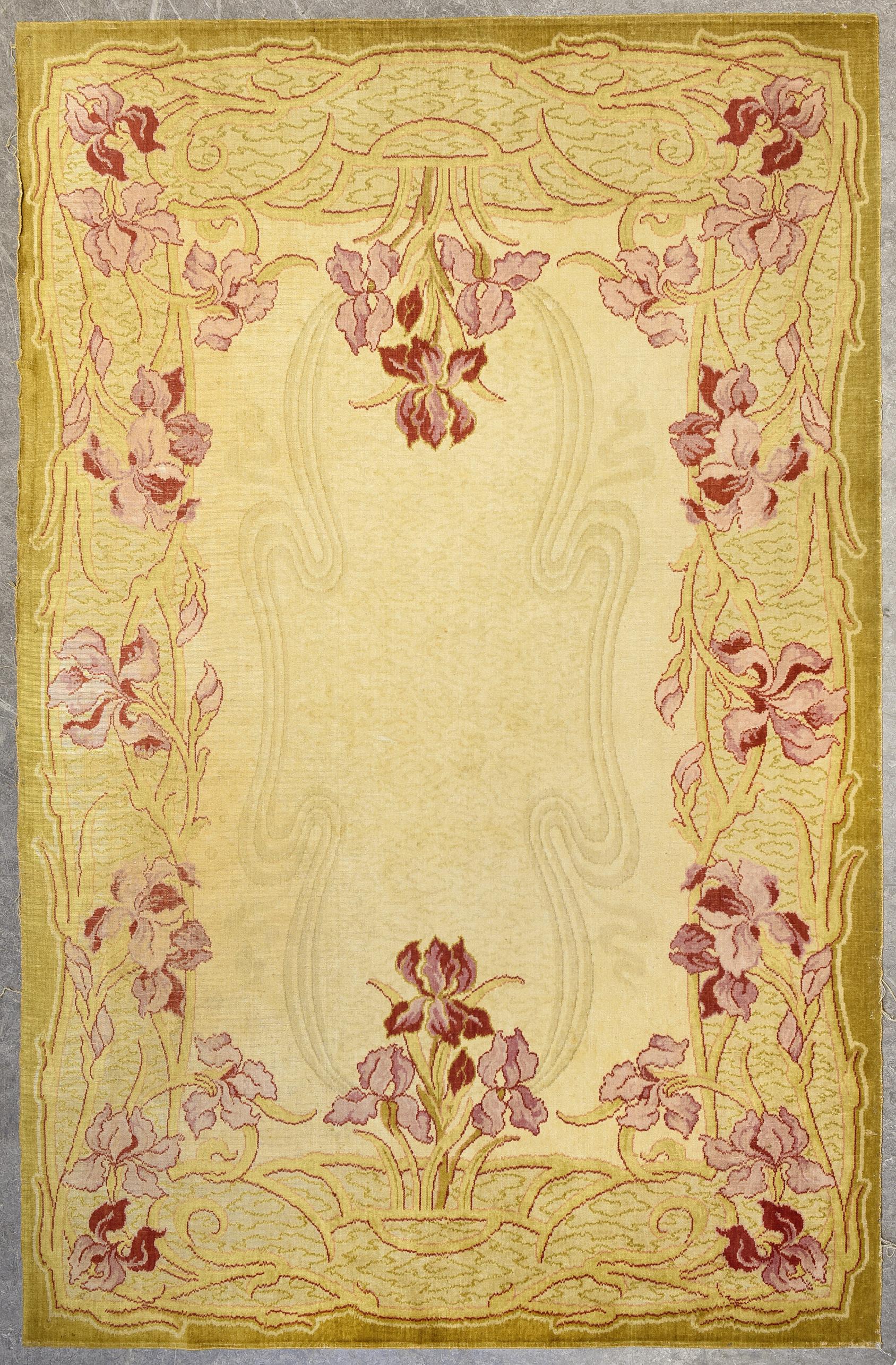 100 Génial Suggestions Tapis Style Art Nouveau
