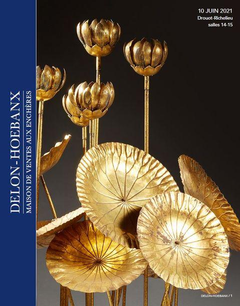 Vente Tableaux et Dessins Anciens, Sculptures, Mobilier & Objets d'Art, Art d'Asie, Archéologie chez Delon-Hoebanx : 455 lots