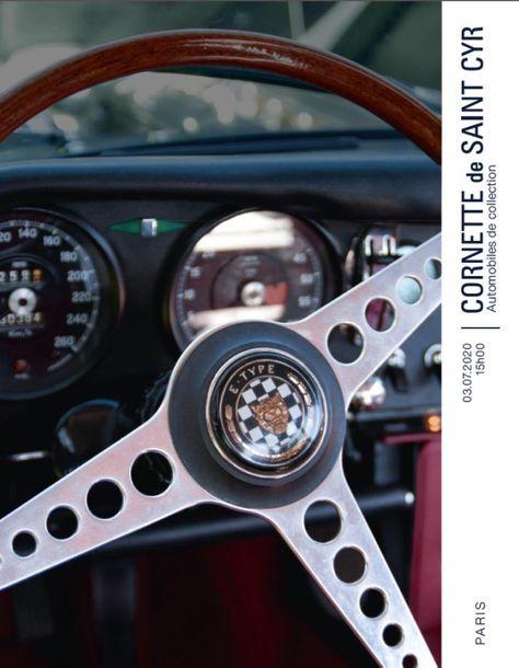 Vente Automobiles de Collection  chez Cornette de Saint Cyr Paris : 68 lots