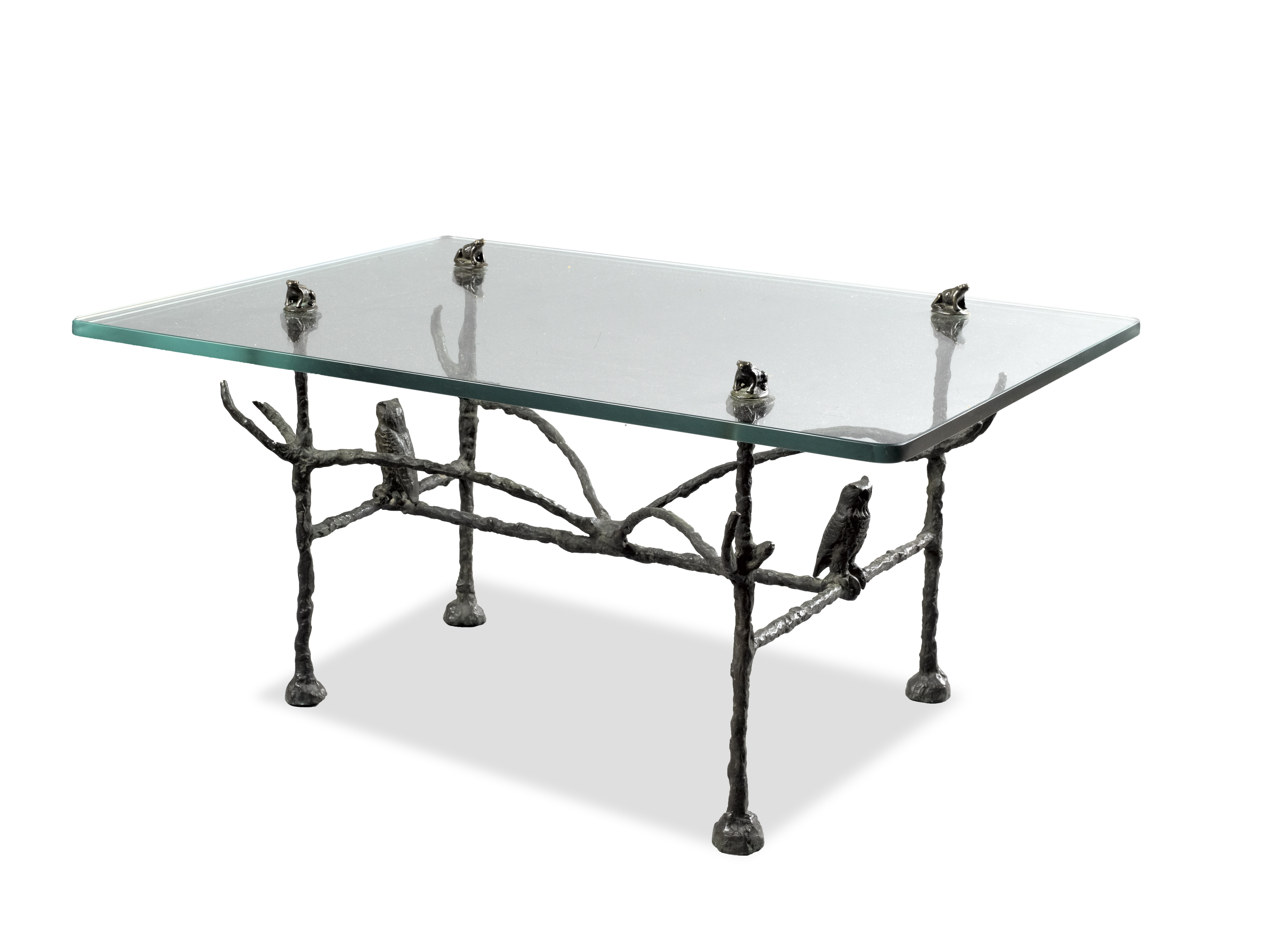 Giacometti Basse ChasseursModele Aux Diego Table « Trapezoïdale De xrBoeQdCW