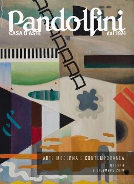 Vente Art Moderne et Contemporain (Milano) chez Pandolfini Casa d'Aste : 130 lots