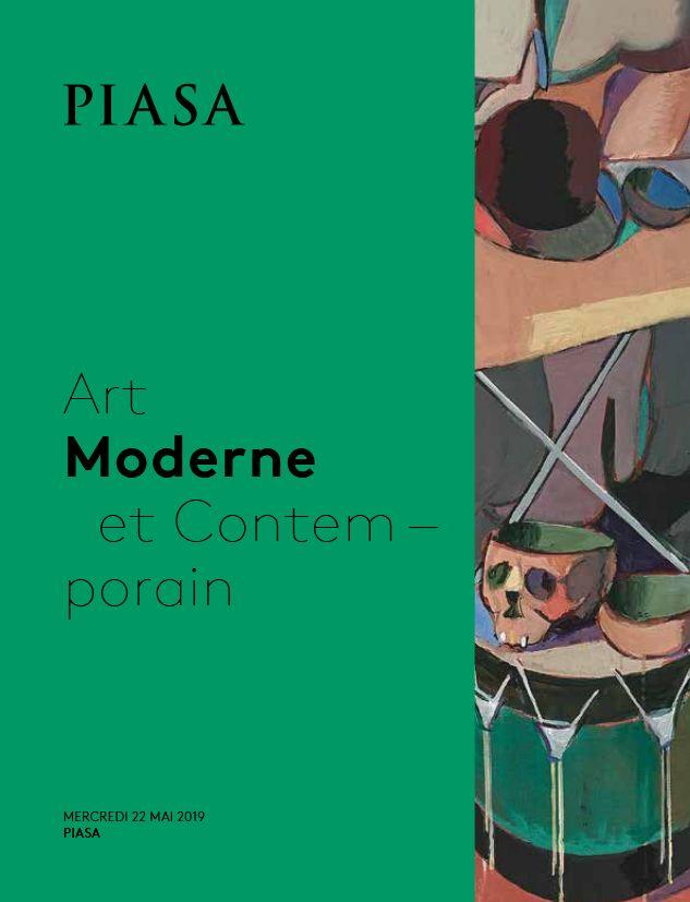 Vente Art Moderne et Contemporain chez Piasa : 152 lots