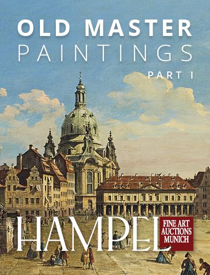 Vente Catalogue II - Tableaux de Maîtres anciens part I chez Hampel Fine Art Auctions : 87 lots