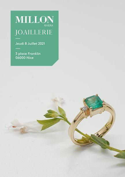 Vente Joaillerie (Nice) chez Millon et Associés Paris : 257 lots