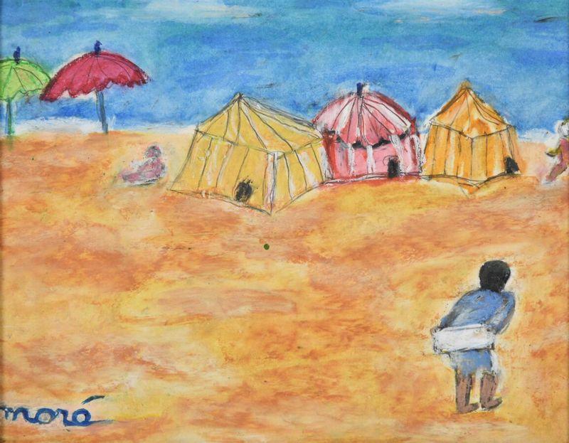 Vente Summertime - Art · Marine · Voyage · Bijoux · Argenterie chez Jack-Philippe Ruellan : 371 lots