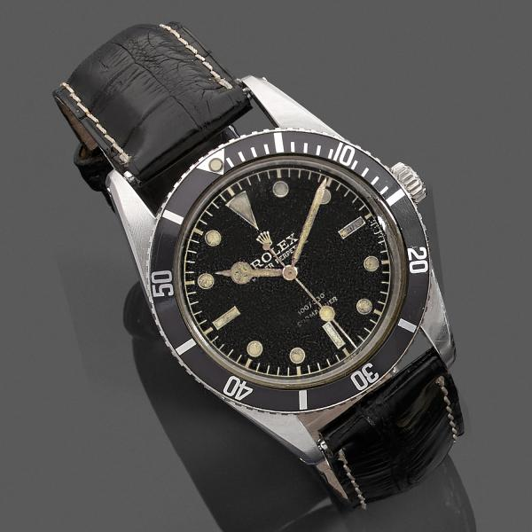 ROLEX  - SUBMARINER. REF. 6536-1 DITE