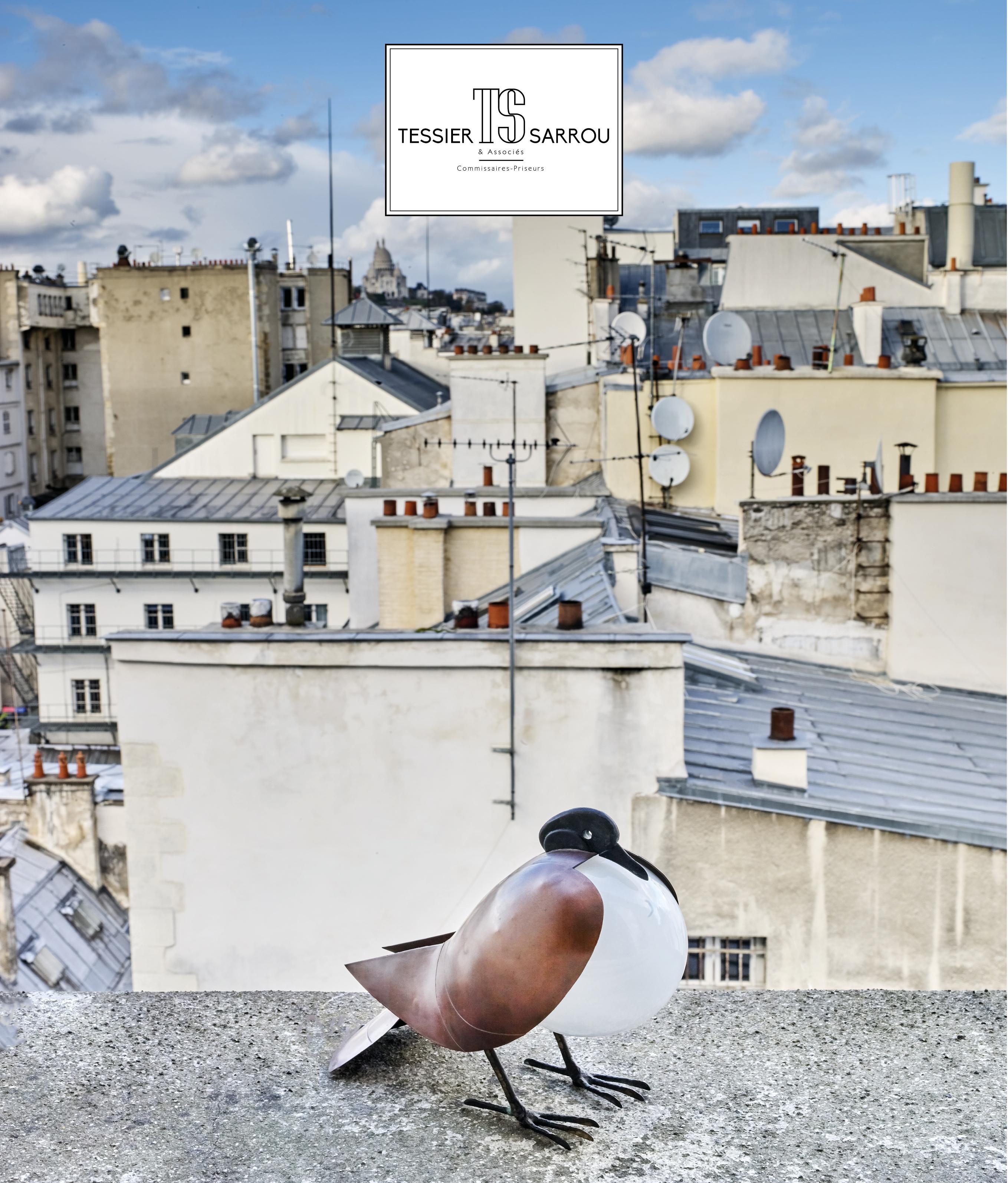 Vente Arts Décoratifs du XXe siècle  chez Tessier-Sarrou & Associés : 272 lots