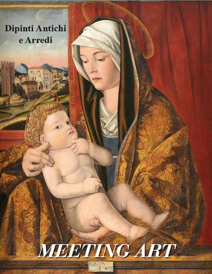 Vente Maîtres Anciens et Mobilier chez Casa delle Aste Meeting Art s.p.a. : 111 lots