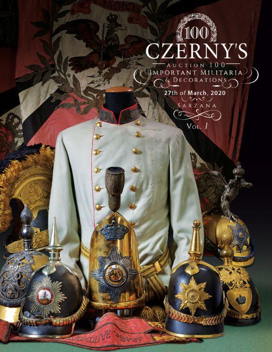 Vente Importantes Décorations Militaires chez Czerny's : 377 lots