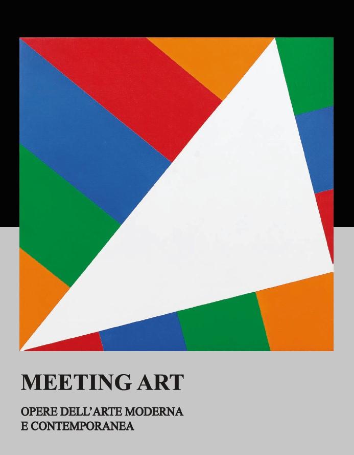 Vente Art Moderne et Contemporain chez Casa delle Aste Meeting Art s.p.a. : 90 lots