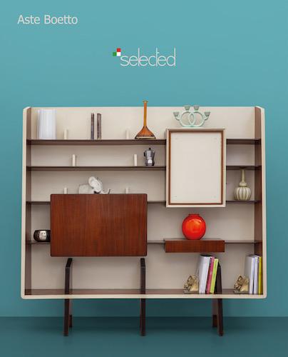 Vente Selected : Important Design chez Aste di Antiquariato Boetto : 159 lots
