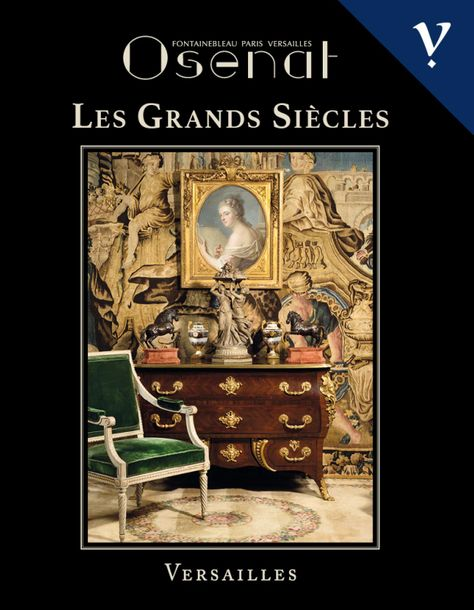 Vente Les Grands Siècles (Versailles) chez Osenat : 203 lots
