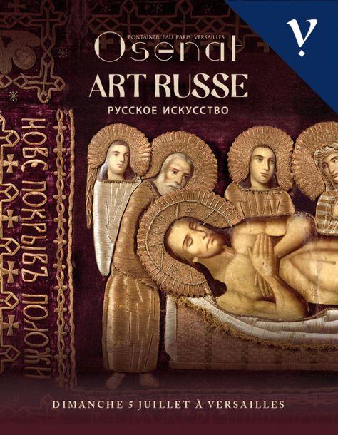 Vente Art Russe (Versailles) chez Osenat : 208 lots