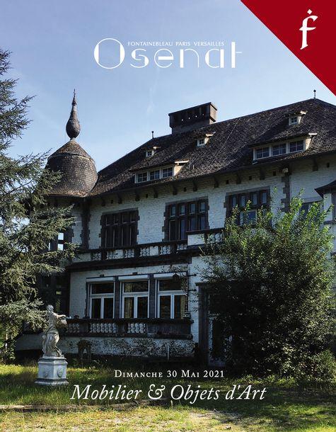 Vente Mobilier et Objets d'Art (Fontainebleau) chez Osenat : 143 lots