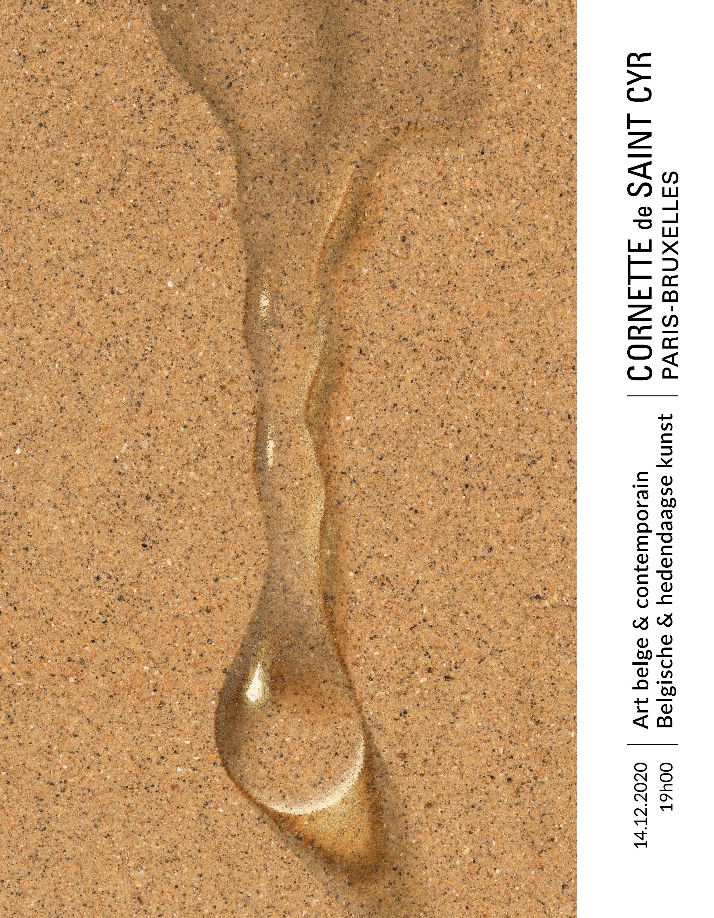 Auction Art Belge et Contemporain - Vente en Duplex - Paris-Bruxelles at Cornette de Saint Cyr Bruxelles : 32 lots