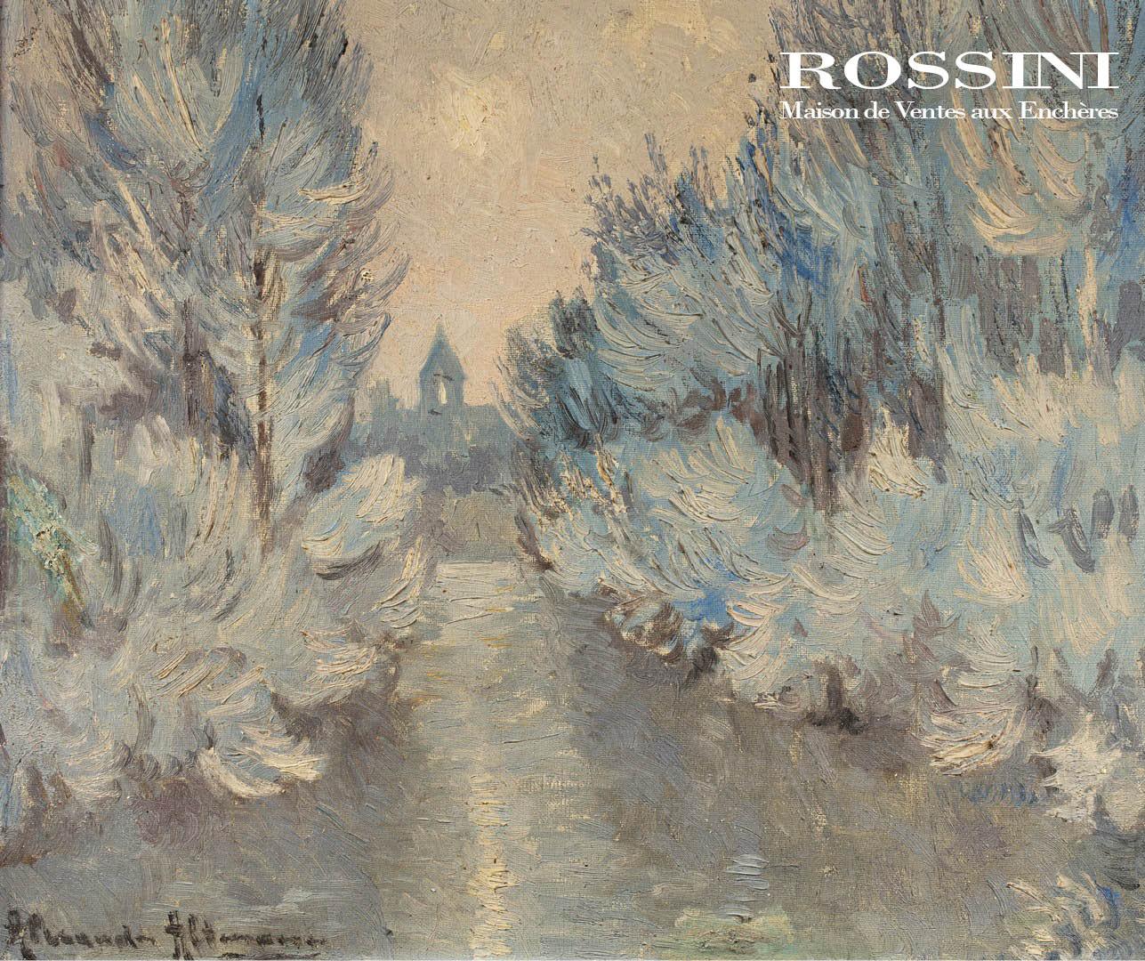 Vente Tableaux et Sculptures Modernes et Contemporains  chez Rossini : 299 lots
