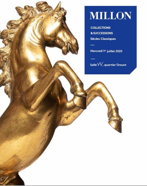 Vente Collections & Successions - Les Siècles Classiques chez Millon et Associés Paris : 295 lots