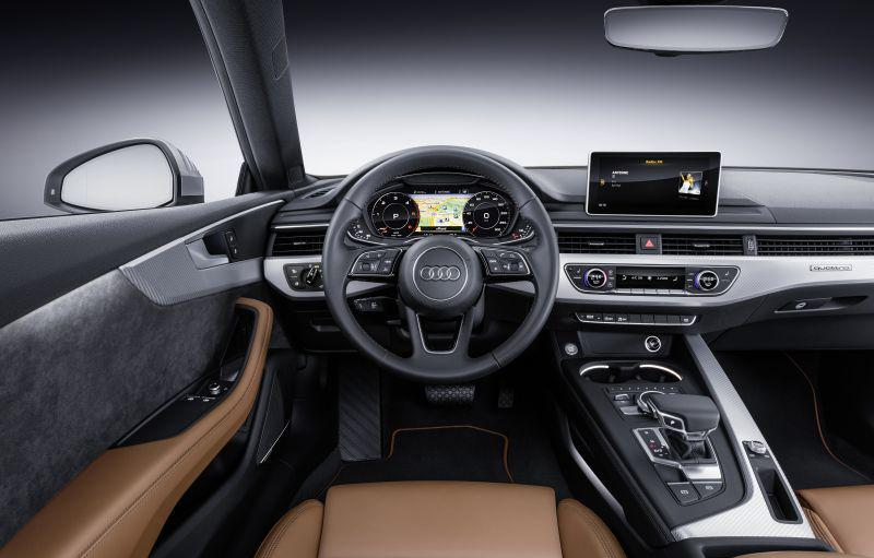 A5 coupe 9t 2