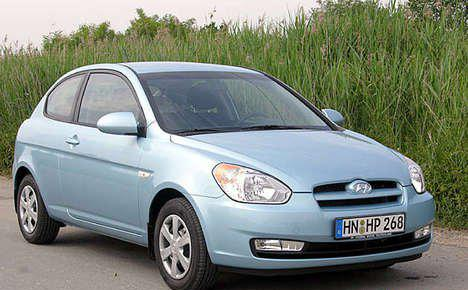 Accent hatchback iii 0