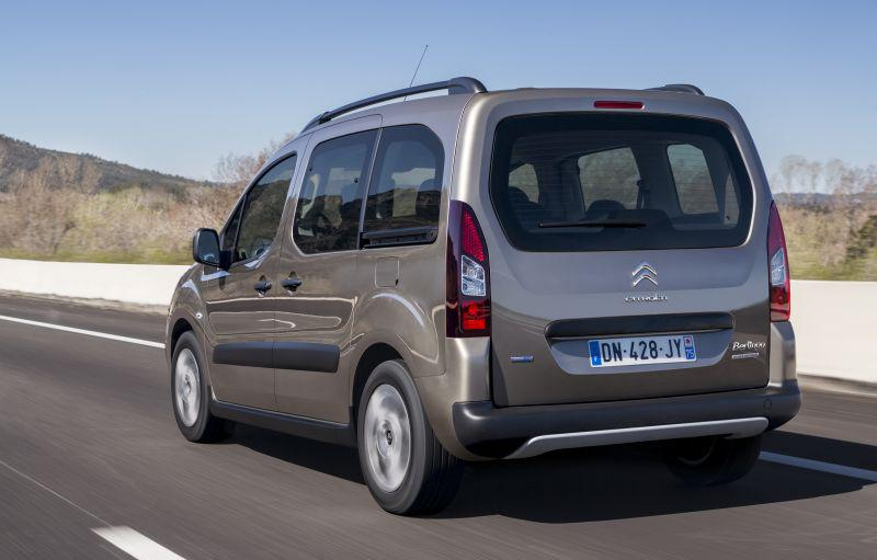 Berlingo ii phase iii 1