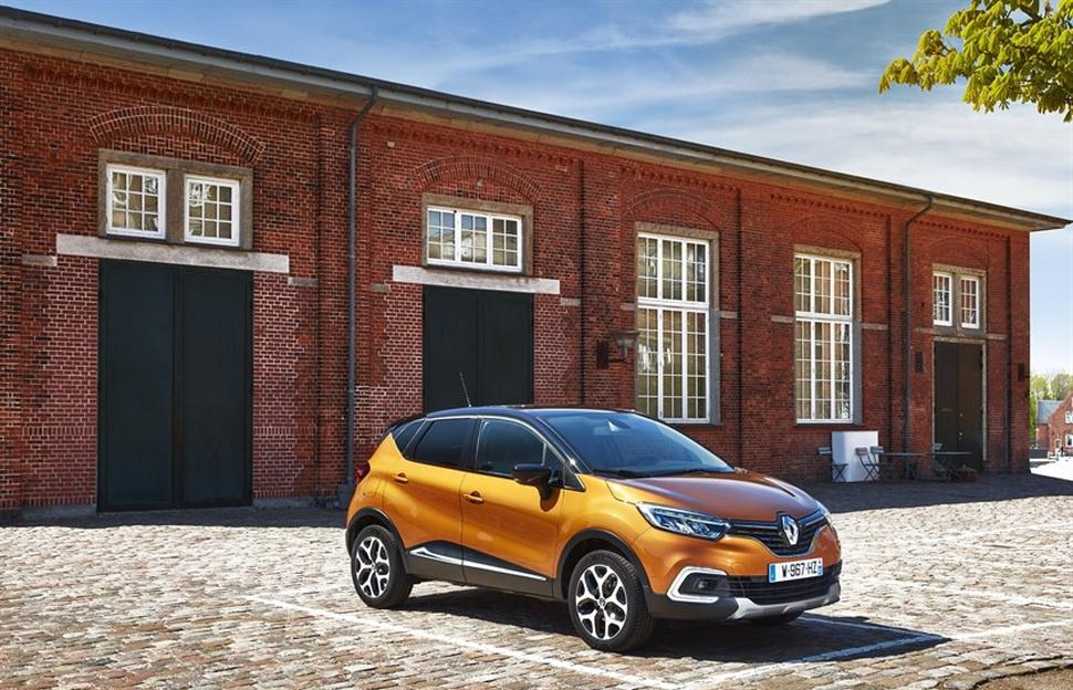 Captur facelift 2017 0