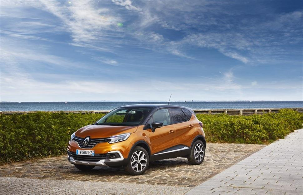 Captur facelift 2017 1