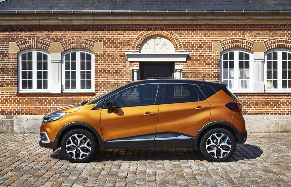 Captur facelift 2017 2