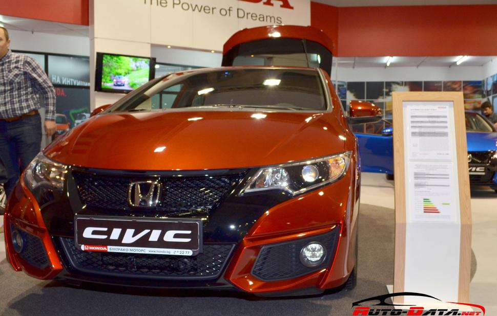 Civic ix hatchback facelift 2014 0