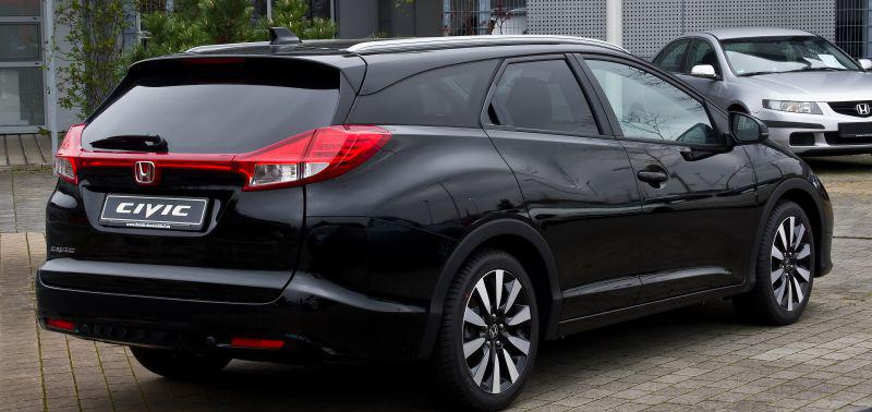 Civic ix tourer 0