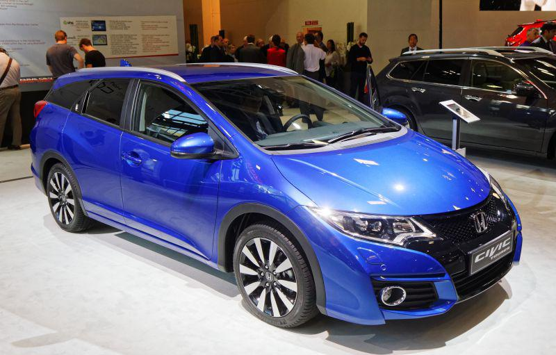 Civic ix tourer facelift 2014 0