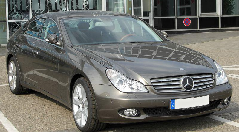 Cls coupe c219 0