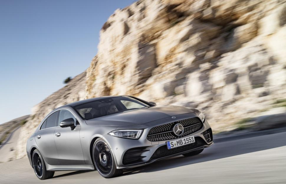 Cls coupe c257 0