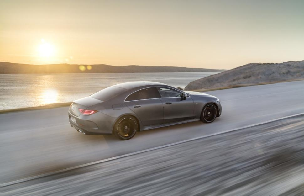 Cls coupe c257 2