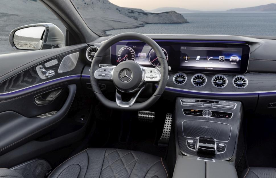 Cls coupe c257 3