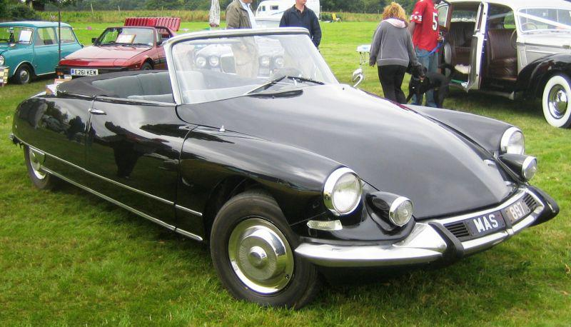 Ds ii cabriolet chapron 0