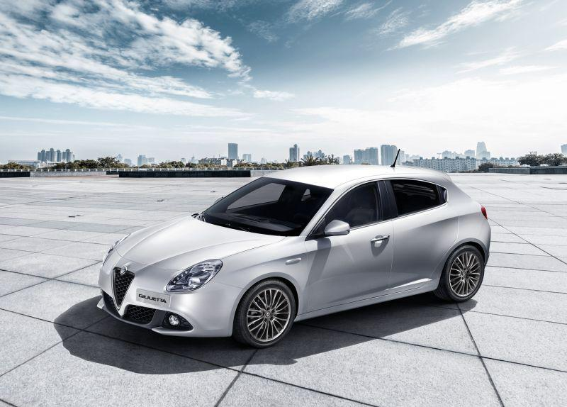 Giulietta type 940 facelift 2016 0