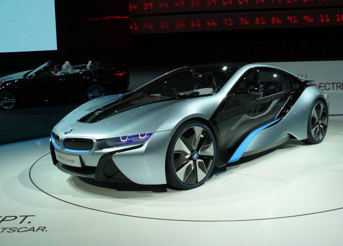 I8 coupe concept 0