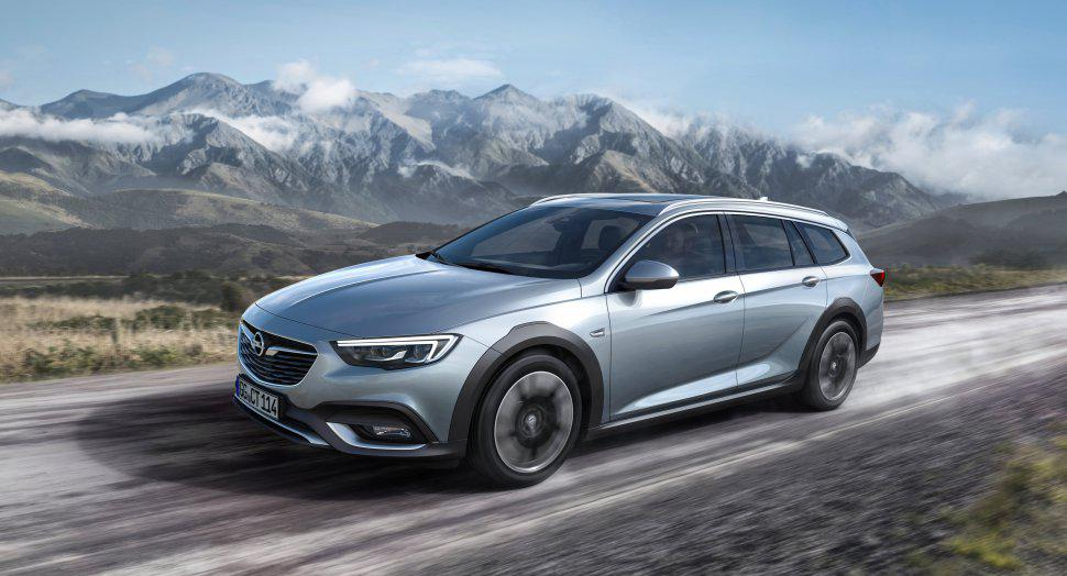 Insignia country tourer ii 0