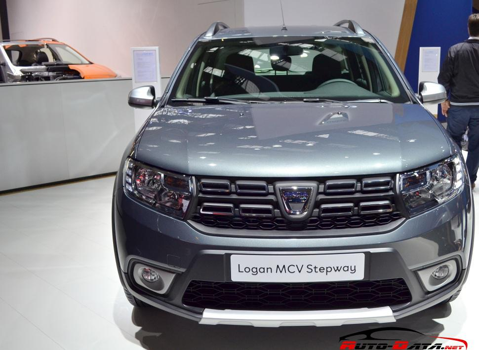 Logan ii mcv stepway facelift 2017 0