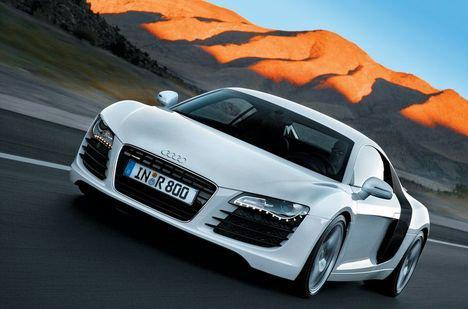 R8 coupe 0