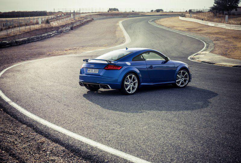 Tt rs coupe 8s 1