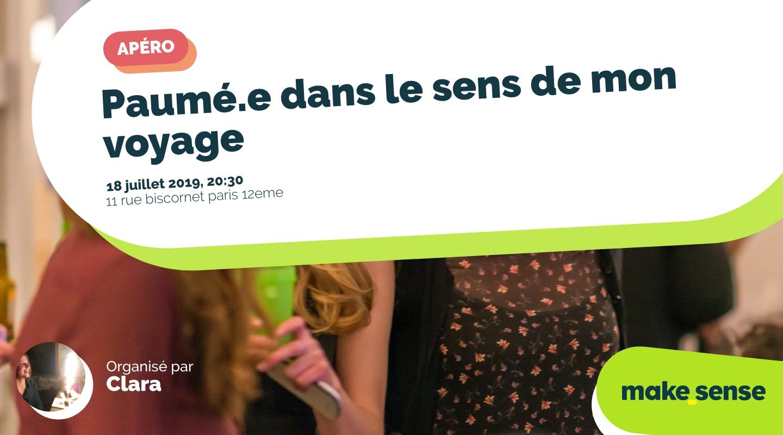 Image of the event : Paumé.e dans le sens de mon voyage