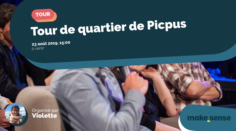 Image de l'événement : Tour de quartier de Picpus