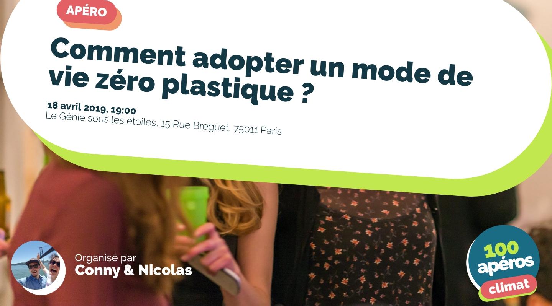 Image of the event : Comment adopter un mode de vie zéro plastique ?