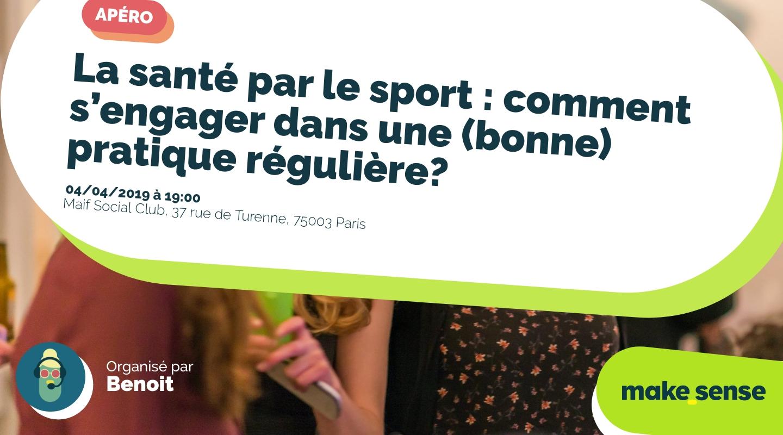 Image de l'événement : La santé par le sport : comment s'engager dans une (bonne) pratique régulière?
