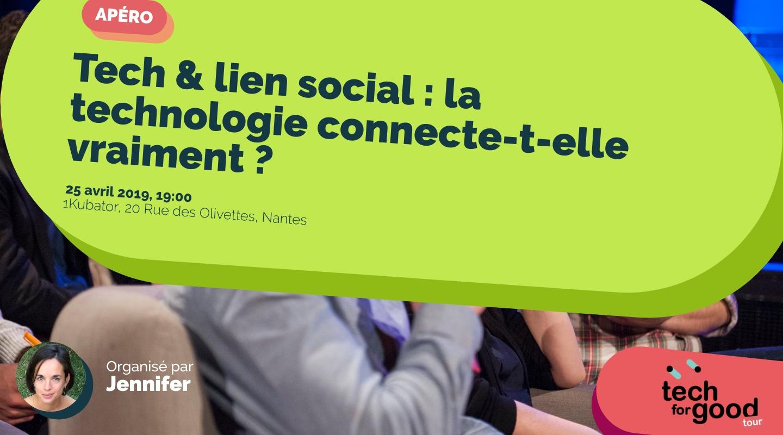 Image de l'événement : Tech & lien social : la technologie connecte-t-elle vraiment ?