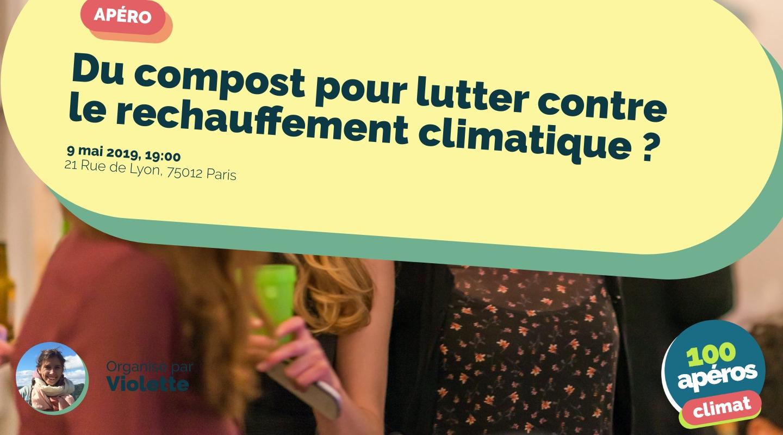 Image de l'événement :  Du compost pour lutter contre le rechauffement climatique ?